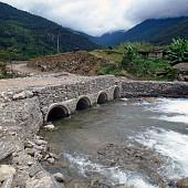 Causeway Construction over Chake Khola in Kharanetar