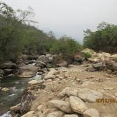 River Diversion at 7MW Headworks