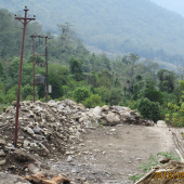 Completion of Transformer Installation at 12 MW Pipe Alignment (Near Kharae Khola)