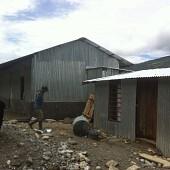 Temporary Staff Camp